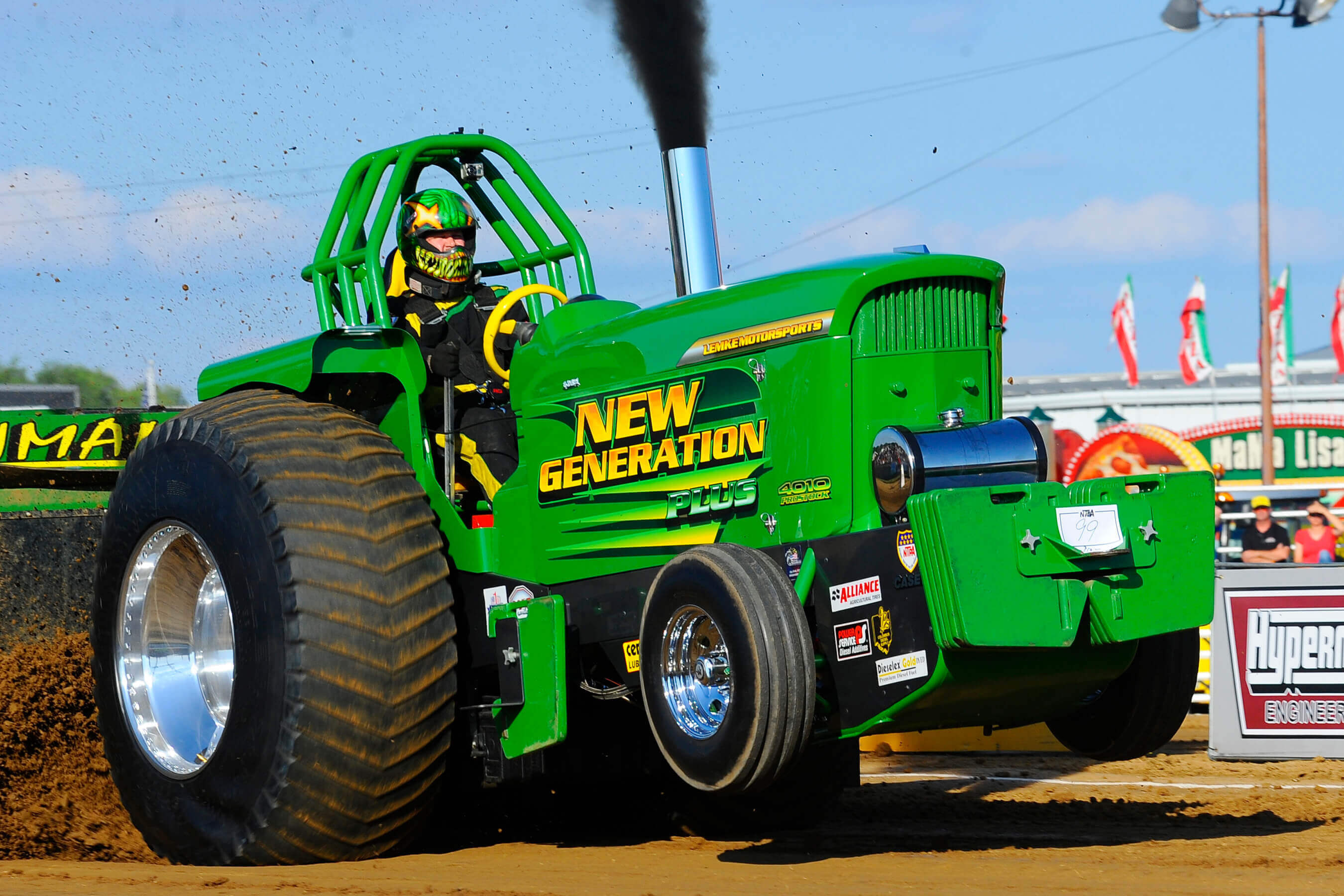 Tractor Pull Schedule : Tomah tractor pull