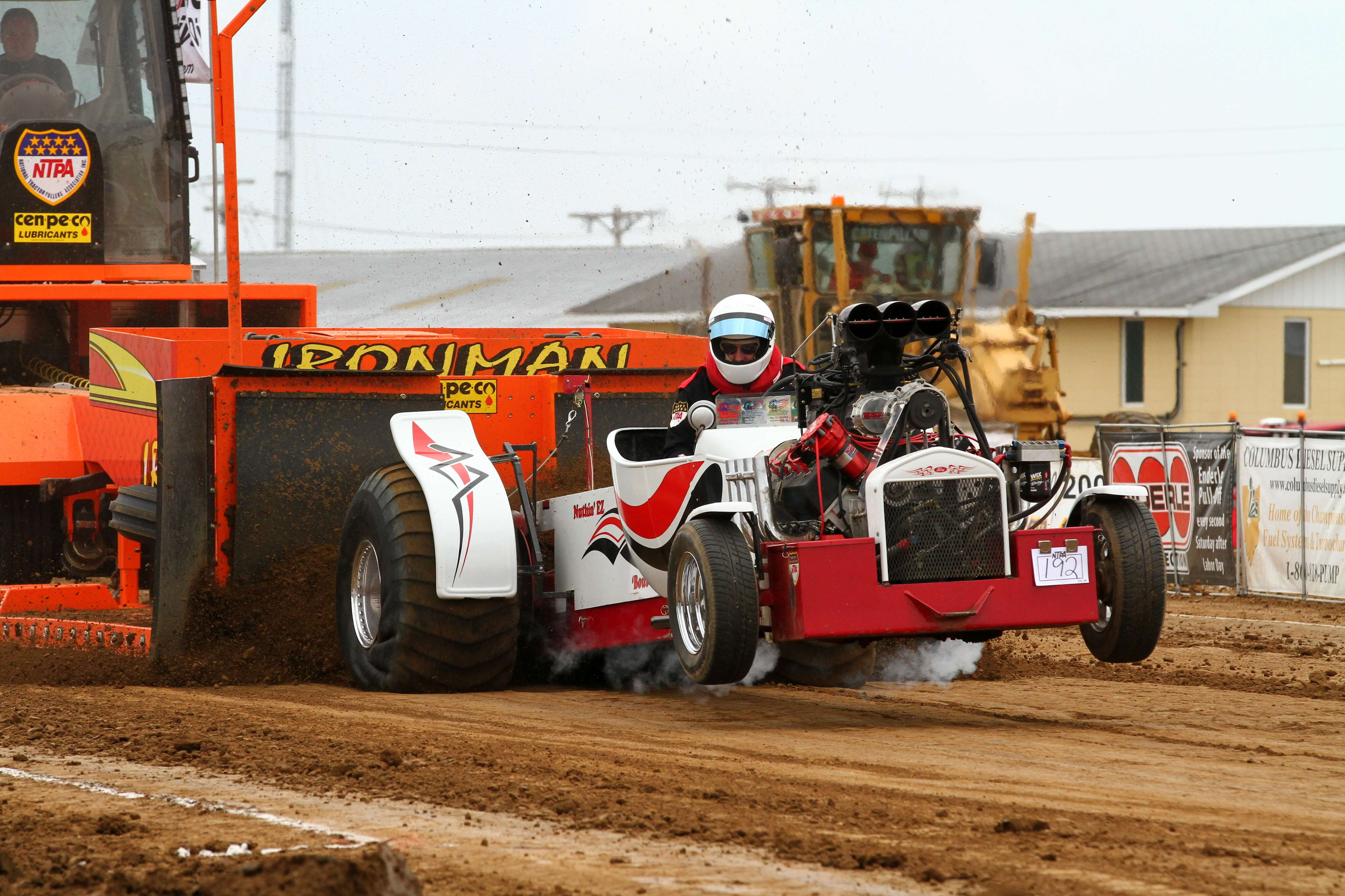 Our History - Tomah Tractor Pull